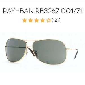 Ray-Ban RB3267.  Sunnies NWT.